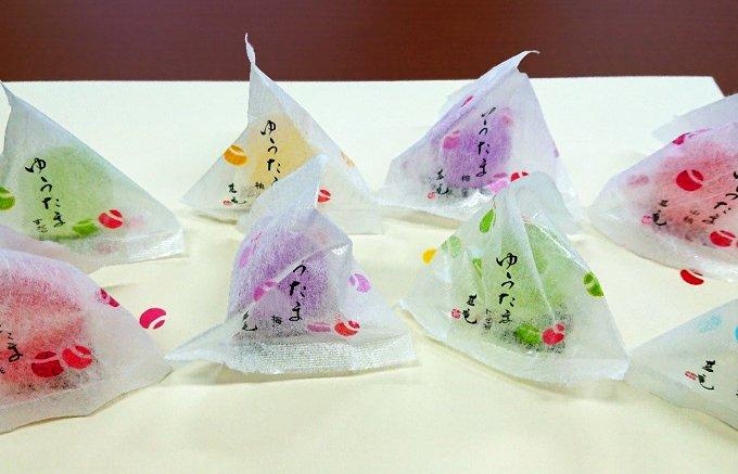 お好きなものをお好きなだけ召し上がれ!『菓游 茜庵』の「一口菓 詰合せ」