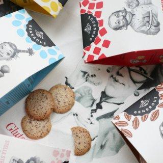 グルテンフリー!ベルギーのBioスーパーで人気のクッキー「GENEROUS」