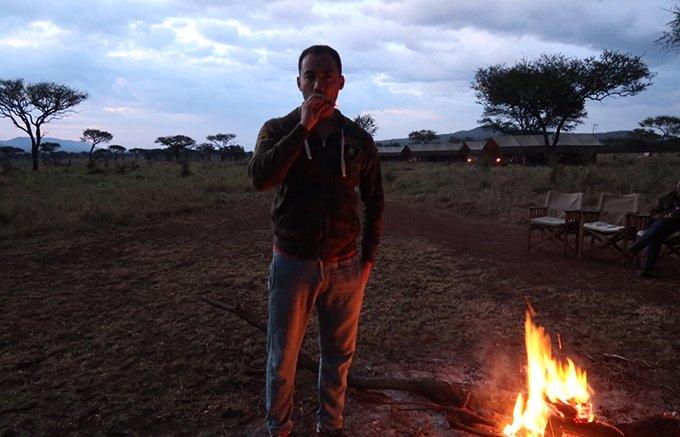 タンザニアに存在した!二日酔いに効きそうなまるで梅干のようなおつまみ