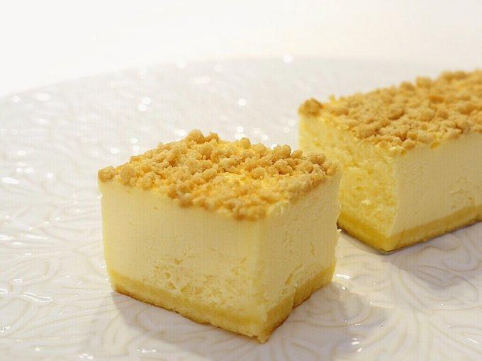 「クリオロ」に濃厚ながら口どけ抜群のニューヨークチーズケーキが新登場!