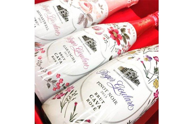 ブドウの品種個性を楽しむ、『ロジャー・グラート』の華やかなロゼ・コレクション