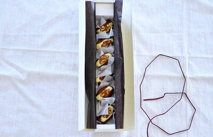 ナツメとクルミとバターの不思議なマリアージュ!HIGASHIYAの「棗バター」