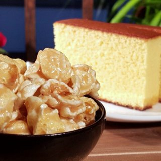 すっぽんとはちみつで元気一杯!長崎の路地裏cafe「亀蜜カステラ味」ポップコーン