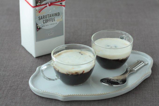 淹れたてのコーヒーのおいしさそのまま!猿田彦珈琲の「クラッシュゼリー」