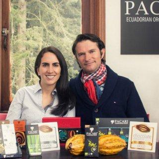 世界的にも評価の高いエクアドルを代表するチョコレートブランド『PACARI』