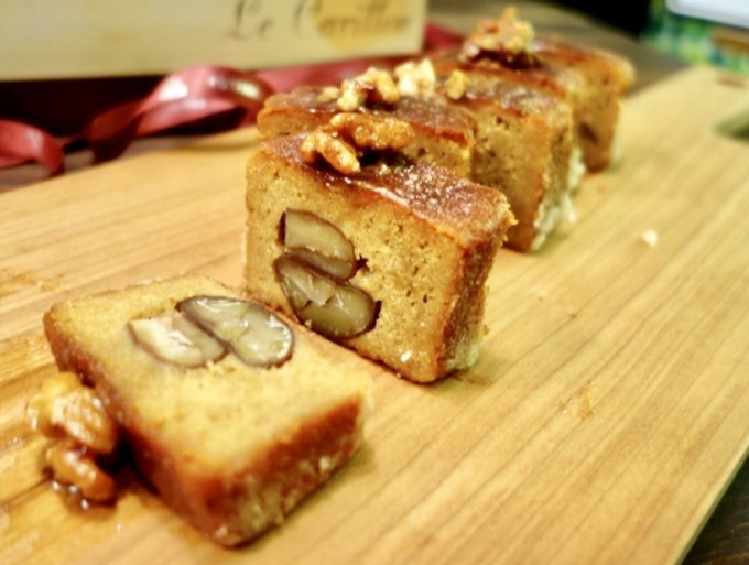 キャラメル、ショコラ、りんご、栗!季節を感じる秋色スイーツ