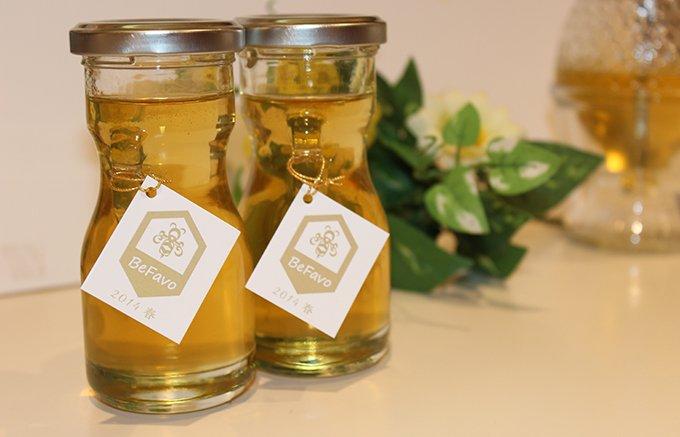 世界自然遺産・白神山地から生まれた糖度80度の希少な天然ハチミツ「Befavo」