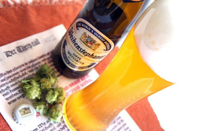 ビールが苦手な人にこそ飲んで欲しい!苦味が少なくてフルーティーな「白ビール」