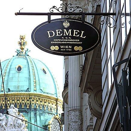 デメル2017年新作!気品ある上品な大人にぴったりの「洋酒のトリュフ」