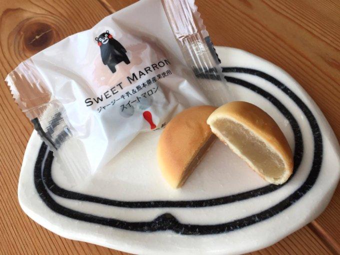 くまモンのほっぺも落ちちゃう?熊本県産栗たっぷり!清正製菓の「スイートマロン」