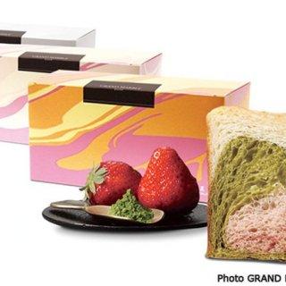 断面まで美しい!食パンよりちょっとリッチなマーブル模様のパン