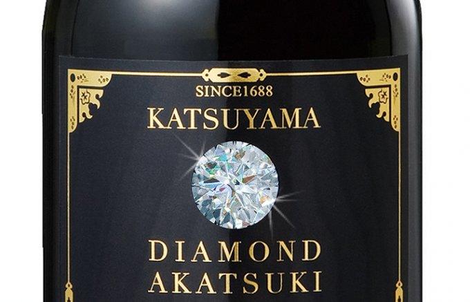 320年続く伊達家御用蔵が作る最高峰の日本酒「DIAMOND AKATSUKI」