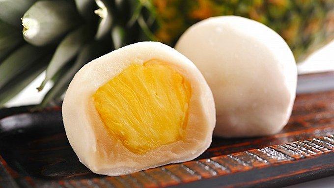 季節のフルーツが大福になった!香川 夢菓房たからの「フルーツ大福」