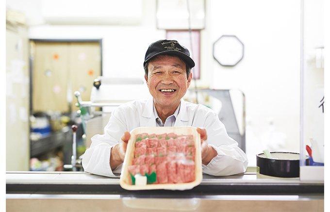 自家生産直売の氷見牛の旨さが凝縮したメンチカツ! 富山ローカルで人気のB級グルメ