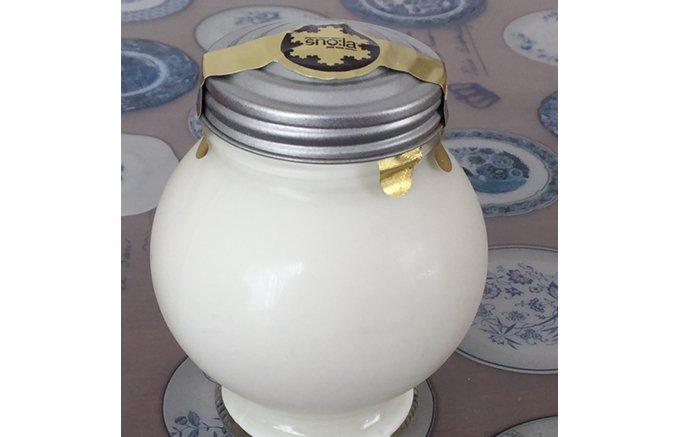 JAS認証オーガニック生乳でつくる乳酸菌たっぷり「ギリシャヨーグルト」