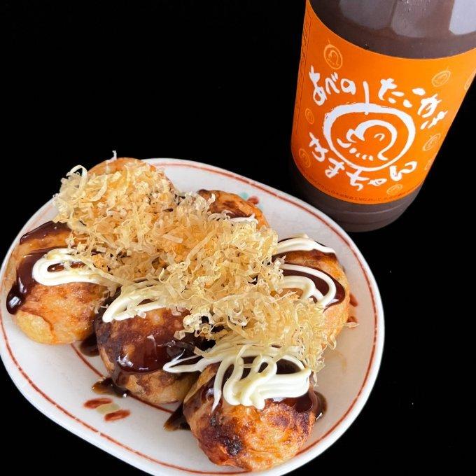 【最強ソウルフード】新食感がクセになる!?とびきり旨い、ふわとろ大阪たこ焼き!