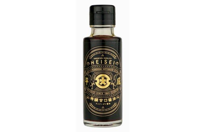 平成の節目に味わいたい!創業150年の老舗がつくった「平成」という名の特別な醤油
