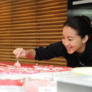 ジャニス ウォンの極上デザートコースがザ・リッツ・カールトン大阪に登場!