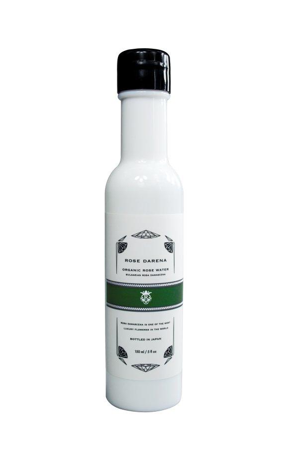 香りに癒される魔法の水「ローズダレーナ オーガニックローズウォーター」