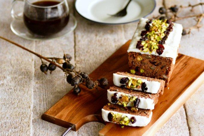 半分は野菜でできている!「VEGGI de PAN」クリスマス限定ケーキ