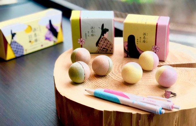 『フェリス女学院大学」と横浜を代表する和菓子店『香炉庵』とのコラボ和菓子