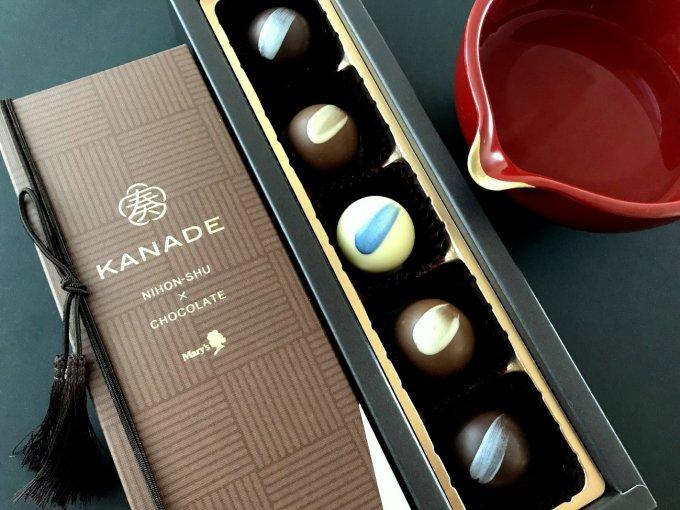 """日本酒とチョコレートが奏でる豊かな味わい!メリーチョコレートの""""日本酒トリュフ"""""""
