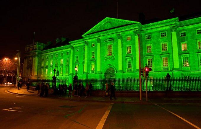 緑の国アイルランド最大のお祭り「セント・パトリックス・デー」がやって来る!