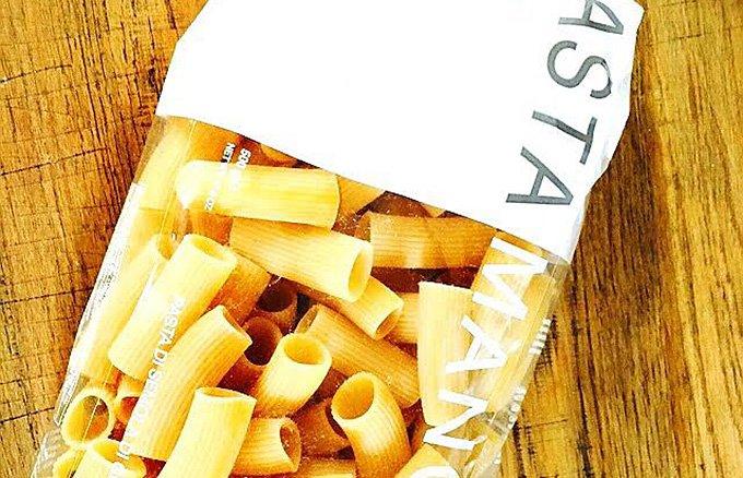イタリアの小麦農家がつくる自社栽培小麦100%の極上パスタ