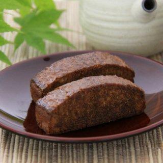 """やわらかくて、まるでケーキのような懐かしいお菓子""""やわらか黒棒「福大黒」"""""""