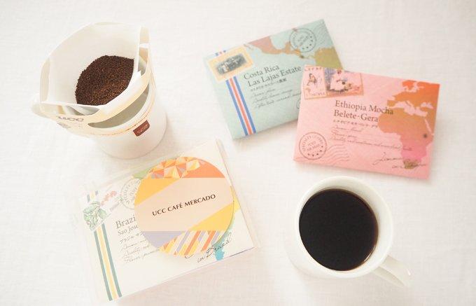 1つでも形になる!見た目も可愛いレター風コーヒー豆