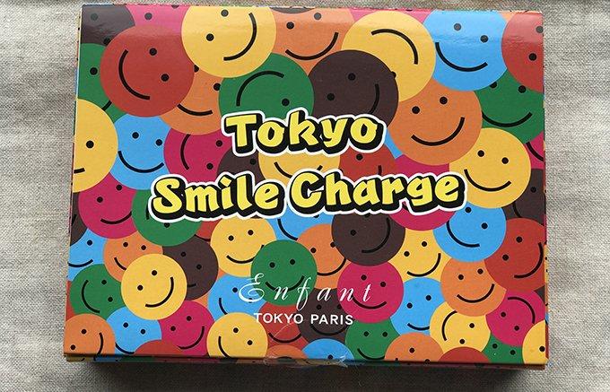 こんなの知らなかった!あのアンファンの女子ウケ最強の東京土産「ニッコリクッキー」