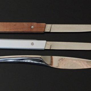 「越前打刃物」の伝統をステーキナイフに! 日本が誇る切れ味です