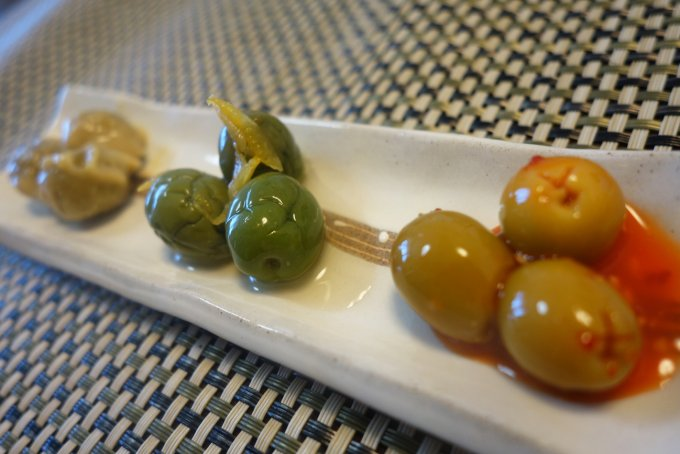 イタリア産のオリーブが京つけものに!?
