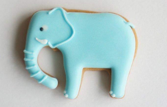 可愛らしくて愛嬌もある!食べるのがもったいない『ブジー』のアイシングクッキー