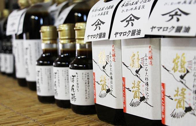 極上の芳香と味わい。素材を最大限引き出す極選醤油