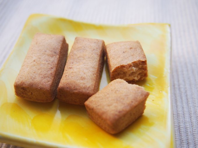 個性を表現するヴィーガンクッキー「felico」