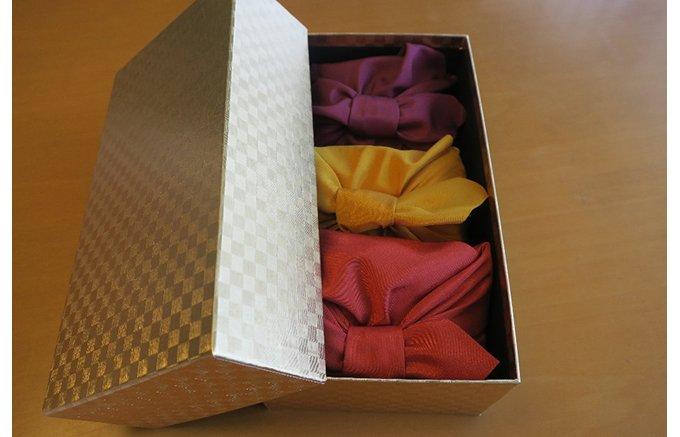 これってお米!?十二単のみやびの色に包まれたバリエーション豊かな味の詰め合わせ