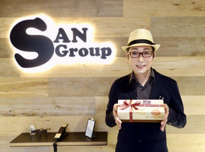 フードスタイリスト・マロンさんがマロンケーキを初プロデュース!!