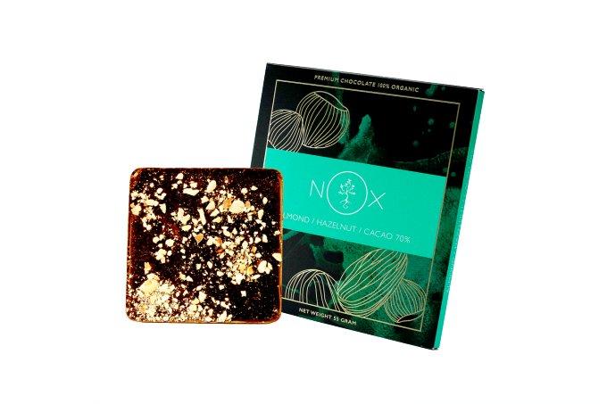 美と健康をテーマにしたオーガニックチョコレート「NOX」に新作タブレットが登場