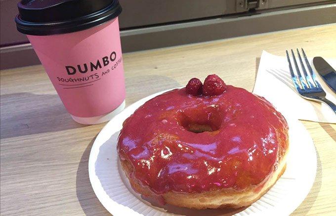 インスタジェニック!話題沸騰、麻布十番のドーナツショップ「DUMBO」