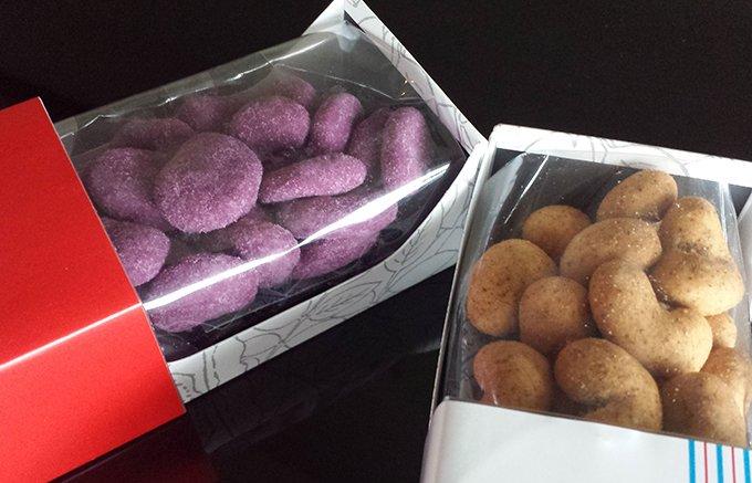 箱を開けた瞬間に感動!組み合わせが楽しめるBeansNutsのグルメナッツ