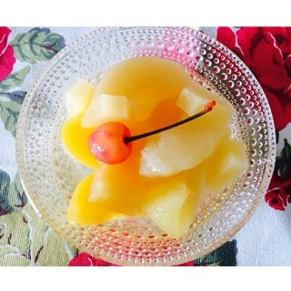 クラシックな夏の甘味が逆に新鮮! 夏の贈り物に千疋屋のフルーツポンチ