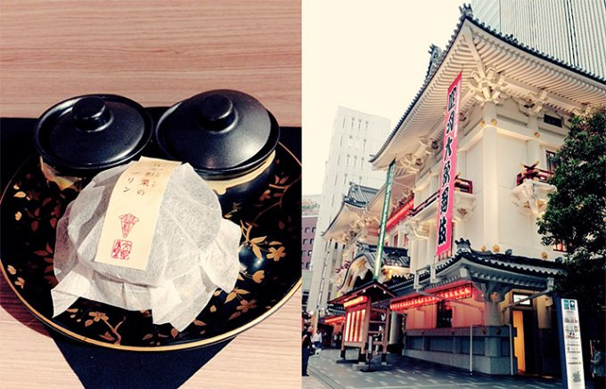 【江戸の粋を感じる】東京都内の老舗、銘菓の手土産