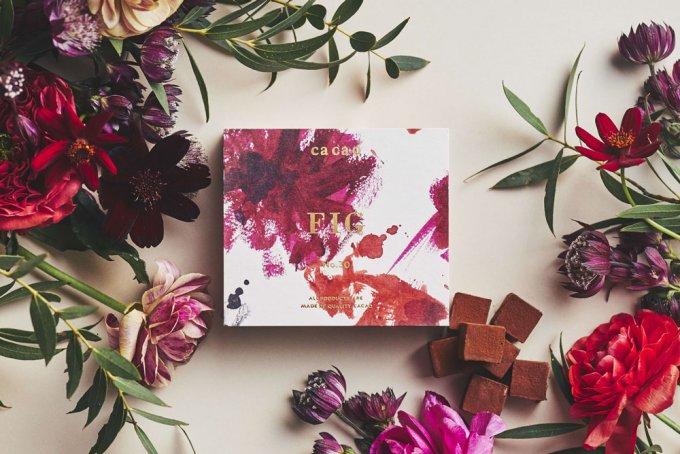 カカオは果実!コロンビアのフレッシュカカオの魅力をとじ込めた生チョコレート