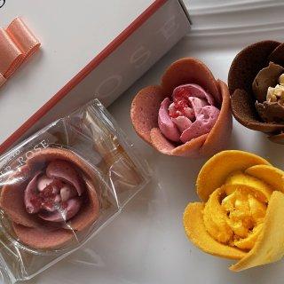 テーブルにスイーツの花束を!贈り物にも喜ばれるチューリップローズ