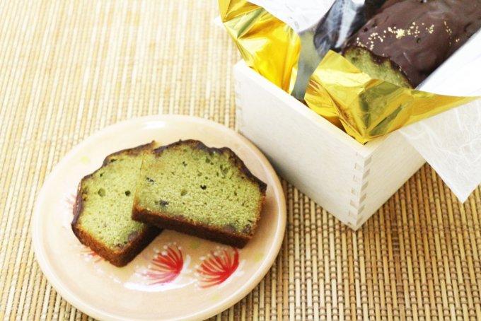 """驚きの""""和""""スイーツ!○○○のパウンドケーキって?"""
