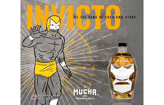 ルチャドールのマスクの下に隠されたテキーラ「ムチャ・リガ」の真のストーリーに迫る