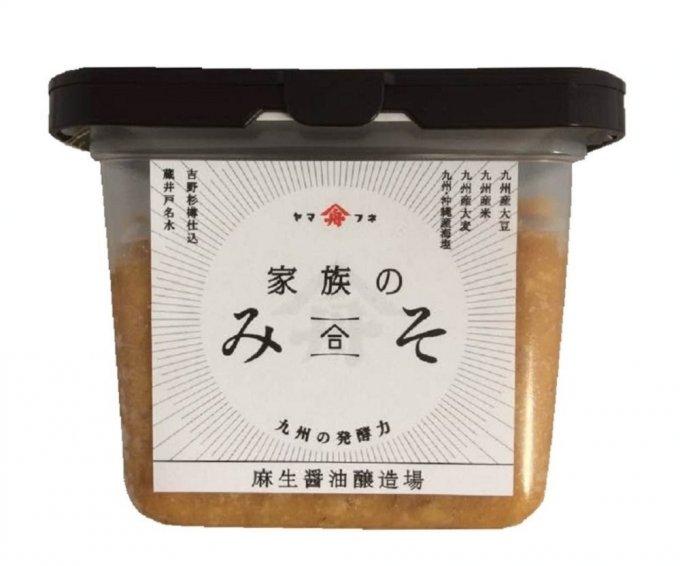 九州の発酵力であなたの未来を変える「家族のみそ」