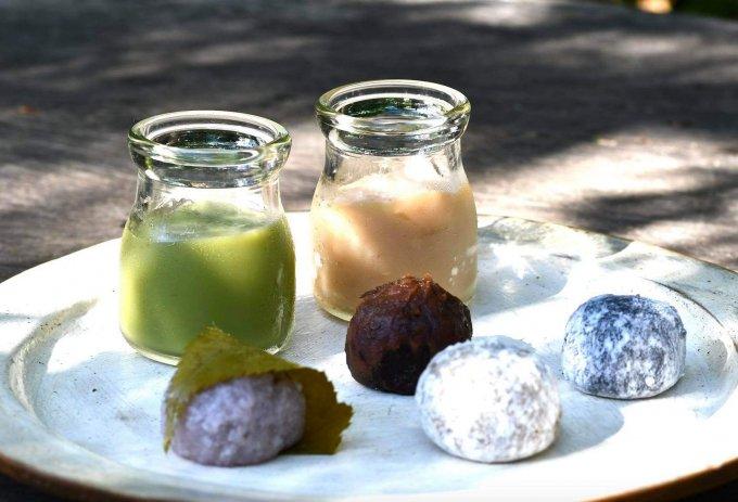 すべての和菓子が糖質1個当たり10g以下に抑えられている驚きの「ロースイーツ」