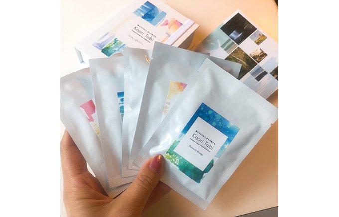 新発売!AIで夏リゾート地とお茶の香りをセレクトしたハーブティー